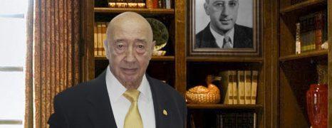 Entrevista al Dr. José Ma. García Valdecasas Rath,  Expresidente (1971) y miembro fundador de CANIFARMA