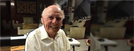 Entrevista:Ing. Oscar Trigo Domínguez |Ex presidente decano (1978) | CANIFARMA