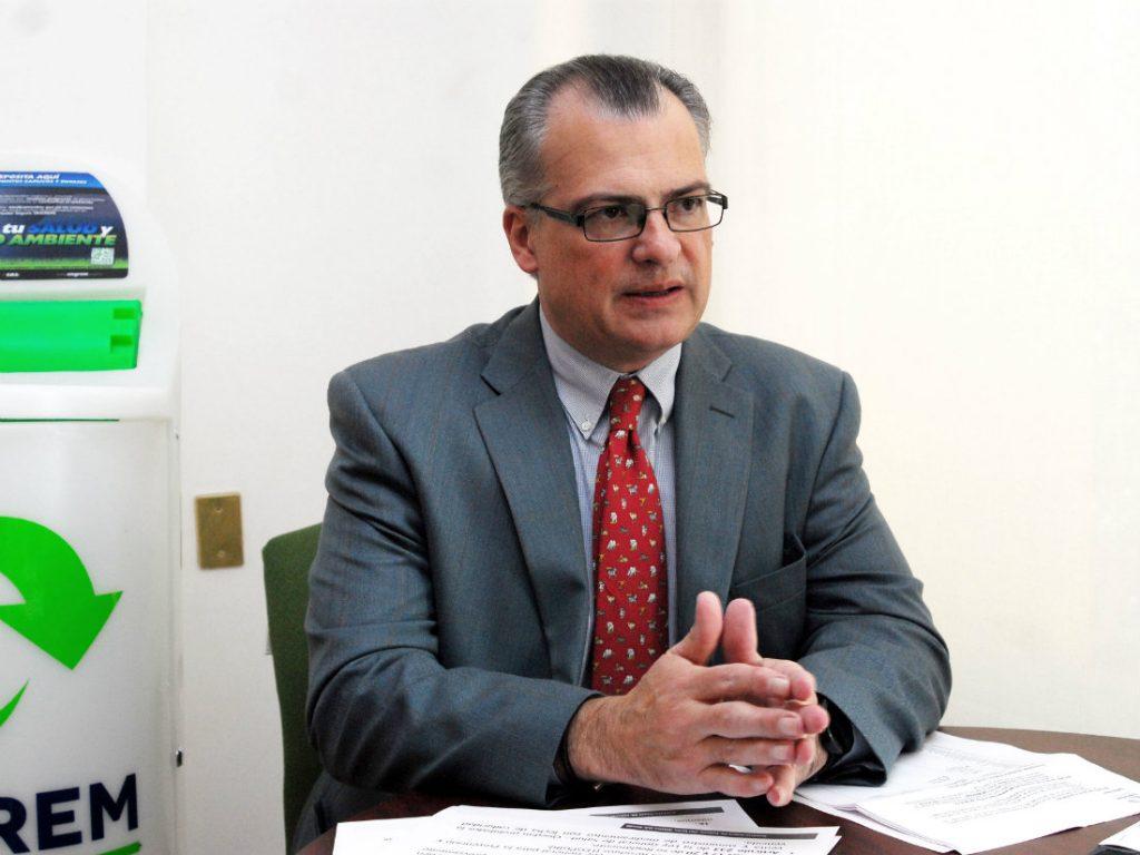 José Antonio Aedo SINGREM medicamento caduco CdMX