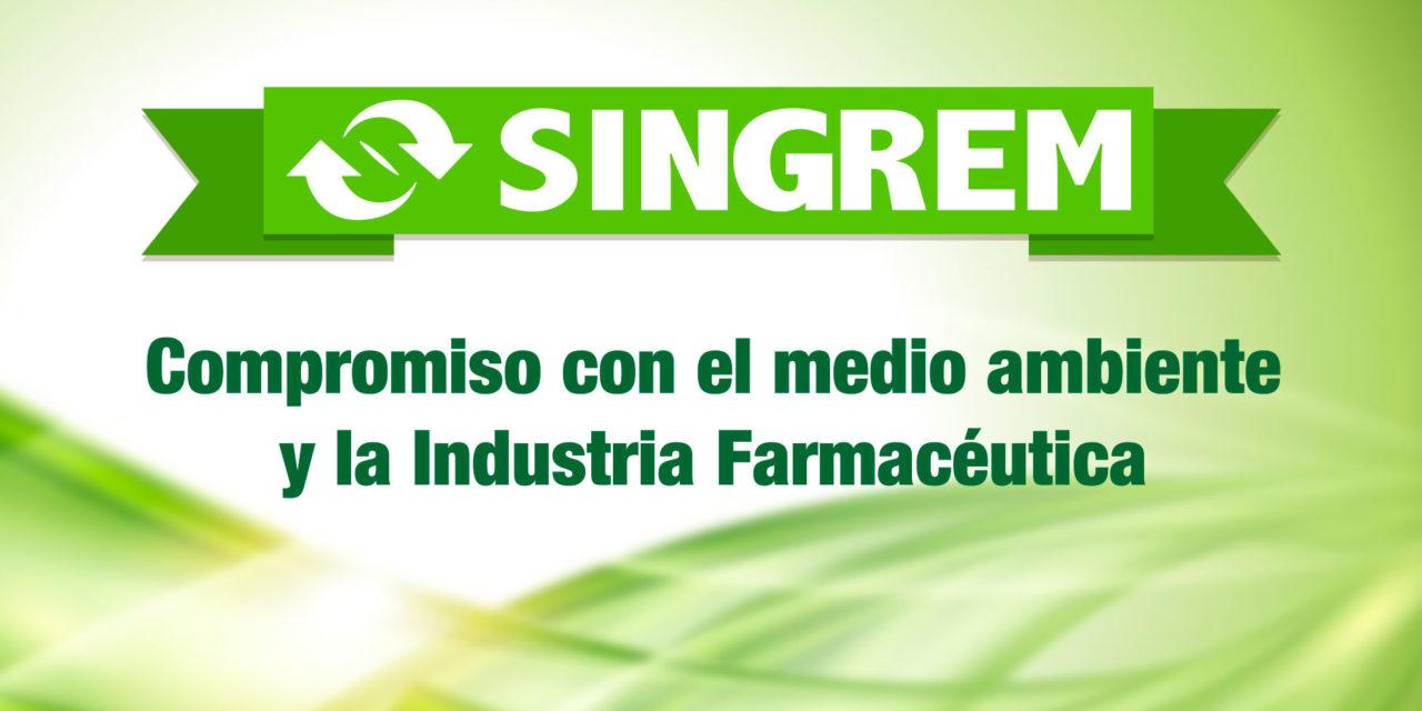 SINGREM: compromiso con el medio ambiente y la Industria Farmacéutica