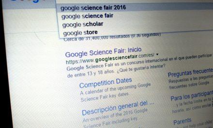 Google convoca a jóvenes a concurso de ciencia y tecnología