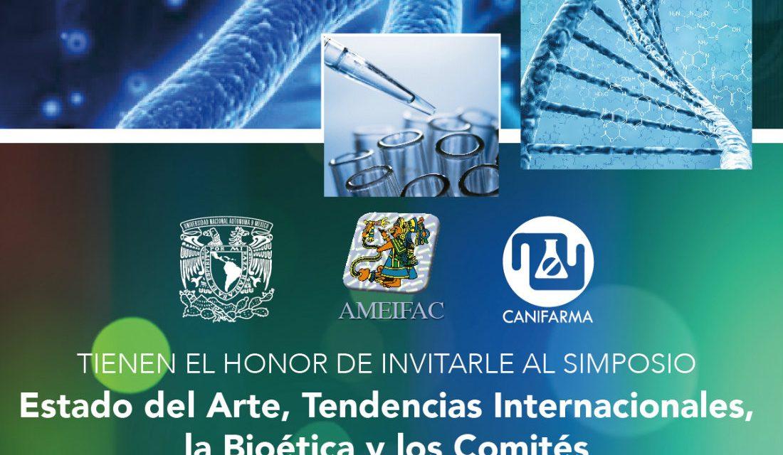 Invita Ameifac a Simposio de bioética en México