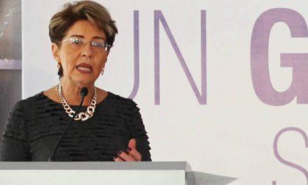 La política farmacéutica del Gobierno fortalece al mercado mexicano: Mercedes Juan