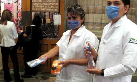 Dos mil casos de influenza en México en el último cuatrimestre: Salud