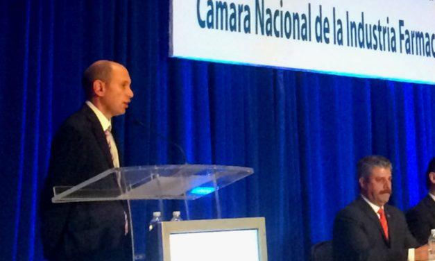 Trabajemos juntos en favor de los pacientes mexicanos: Alexis Serlin, Presidente de la CANIFARMA