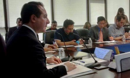 Comisionado Sánchez y Tépoz presenta programa para impulsar a la COFEPRIS