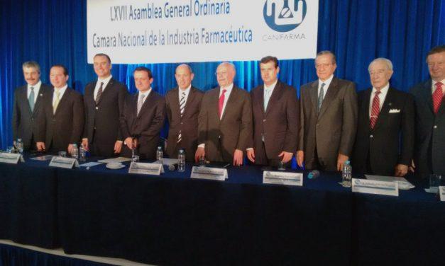 Asamblea General de CANIFARMA convoca a líderes de la Industria Farmacéutica y de Salud