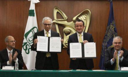 Fundación UNAM e IMSS amplían vínculos de actividades científicas e investigación
