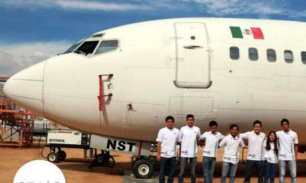"""Alumnos de aeronáutica van al """"Human Exploration Rover Challenge"""" de la NASA"""