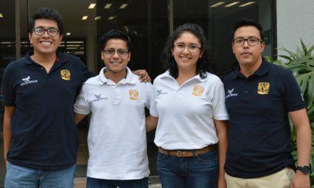 """""""México sí puede mandar un robot al espacio"""", estudiantes de la UNAM van a concurso de la NASA"""