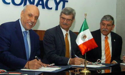 Conacyt y el Sistema de la Universidad de Texas firman convenio de intercambio académico