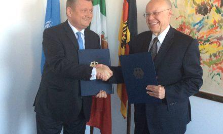 México y Alemania amplían cooperación para avanzar en salud, regulación sanitaria y mejores prácticas