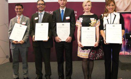 Entrega EPN Premios de Investigación de la Academia Mexicana de Ciencias 2015