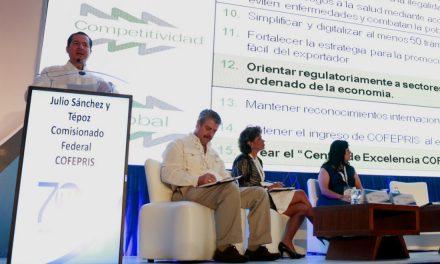 CANIFARMA y COFEPRIS, compromiso conjunto por la Innovación Farmacéutica