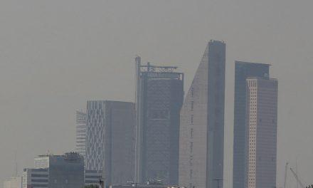 Contaminación del aire en México mata 20 mil personas cada año