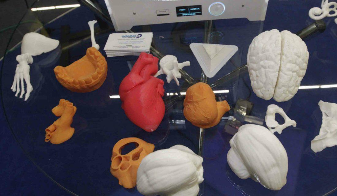 Presenta UdeG impresora 3D de órganos humanos | Código F