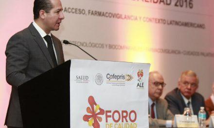 México, nación comprometida con el cuidado de la salud: COFEPRIS