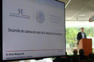 Secretaría de Economía Foro CANIFARMA