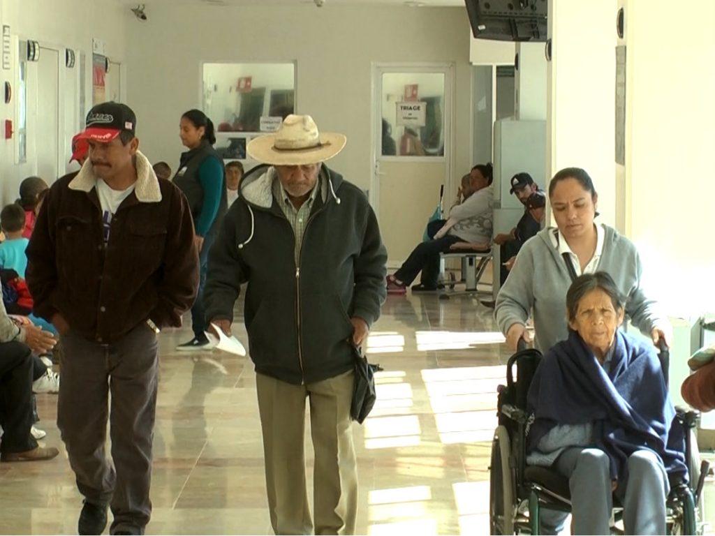 Seguro Popular Catálogo de Beneficios México