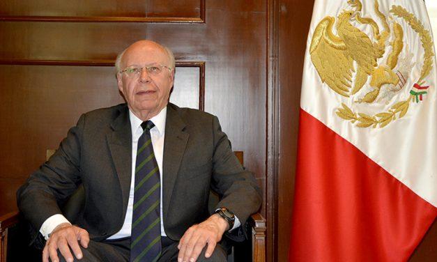 Entrevista al Dr. José Narro Robles   Secretario de Salud