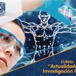 """Curso """"Actualidades en Investigación Clínica""""."""