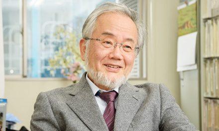Premio Nobel de Fisiología y Medicina 2016