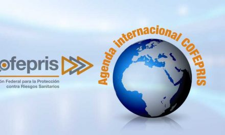 Agenda internacional de COFEPRIS