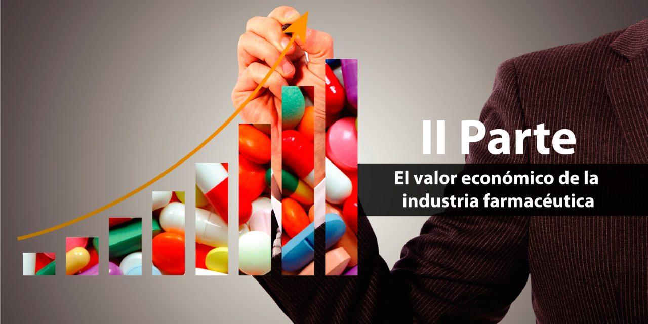 Una nueva perspectiva del valor económico de la Industria Farmacéutica | Parte 2