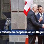 México y Suiza fortalecen cooperación en Regulación Sanitaria