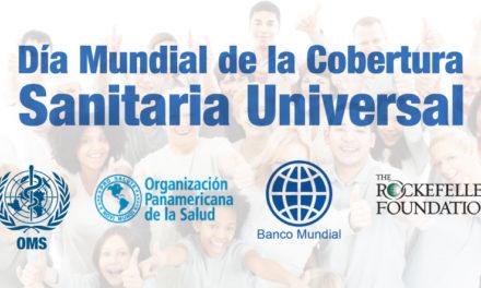 Día Mundial de la Cobertura Sanitaria Universal