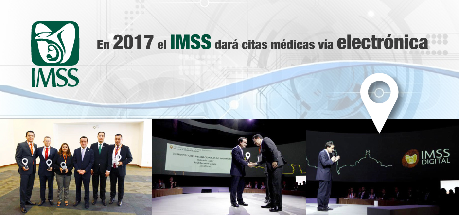 En 2017 el IMSS dará citas médicas vía electrónica