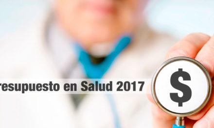 Presupuesto en Salud 2017