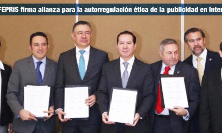 COFEPRIS firma alianza para la autorregulación ética de la publicidad en Internet