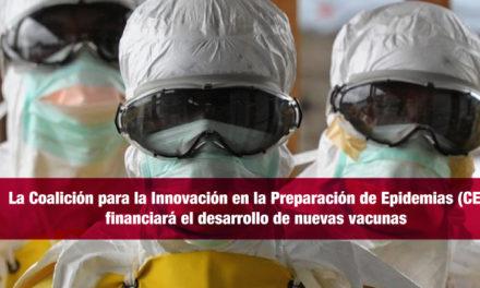 La Coalición para la Innovación en la Preparación de Epidemias (CEPI) financiará el desarrollo de nuevas vacunas