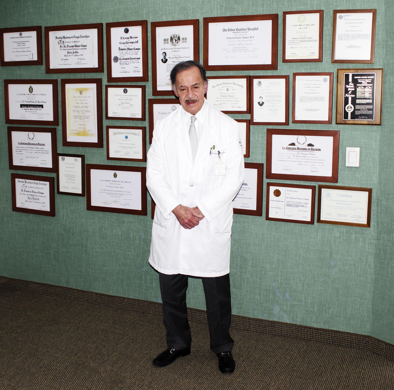 Dr. Francisco Velasco Campos