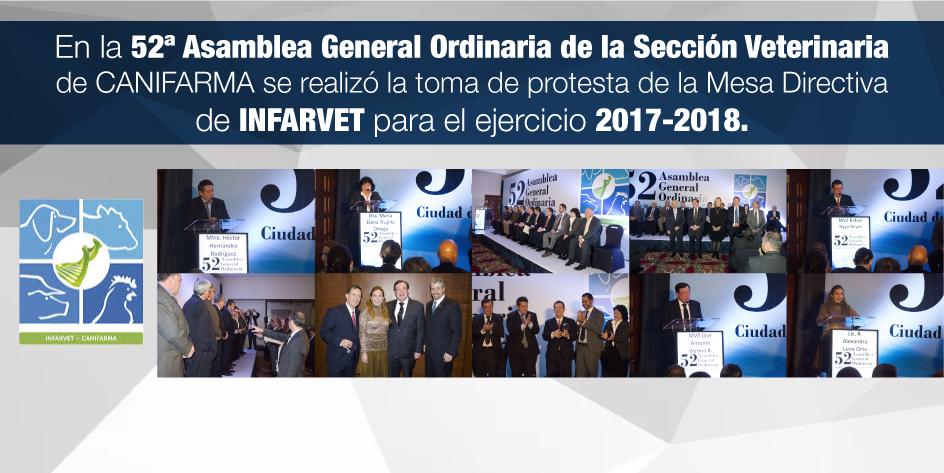 José Varona nuevo Presidente de INFARVET