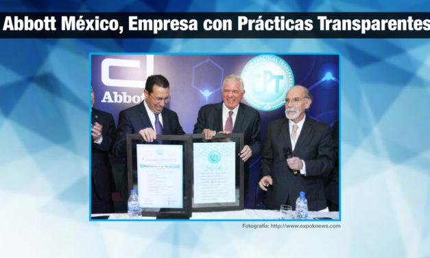 Abbott México, Empresa con Prácticas Transparentes