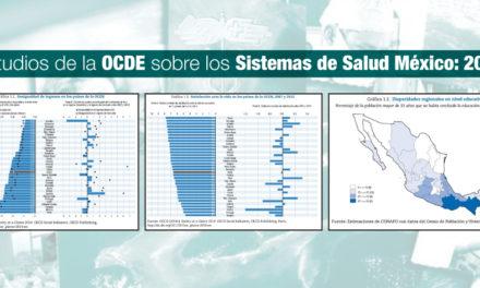 Estudios de la OCDE sobre los Sistemas de Salud México: 2016