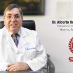 Entrevista al <strong>Dr. Alberto Orozco Gutiérrez</strong>, Presidente de la Sociedad Médica Hospital Ángeles del Pedregal