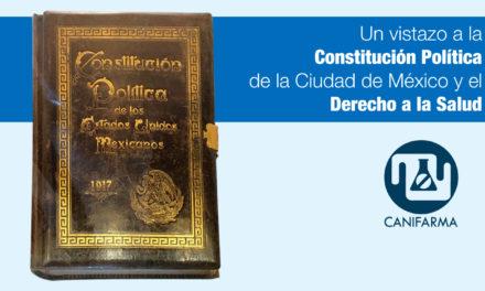 Un vistazo a la <strong>Constitución Política de la Ciudad de México</strong> y el <strong>Derecho a la Salud</strong>