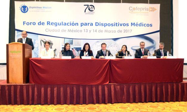 """<p class=""""p1""""><strong>Regulación sanitaria para Dispositivos Médicos:</strong> herramienta de desarrollo del sector</p><p class=""""p3""""></p>"""