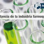 <b>La importancia de la industria farmoquímica (I)</b>