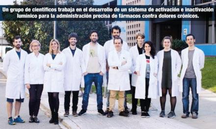 Un grupo de científicos trabaja en el desarrollo de un sistema de activación e inactivación lumínico para la administración precisa de fármacos contra dolores crónicos.