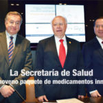 "<p class=""p1""><b>La Secretaría de Salud liberó el noveno paquete de medicamentos innovadores</b></p><p class=""p2""></p>"