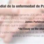 "<p class=""p1"">Día Mundial de la enfermedad de Parkinson</p><p class=""p2""></p>"