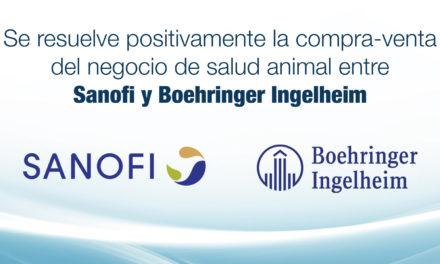 """<p class=""""p1""""><b>Se resuelve positivamente la compra-venta del negocio de salud animal entre Sanofi y Boehringer Ingelheim</b></p><p class=""""p2""""></p>"""