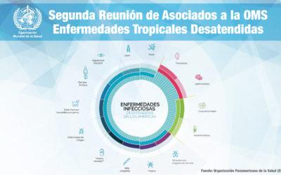 Segunda Reunión de Asociados a la OMS sobre Enfermedades Tropicales Desatendidas