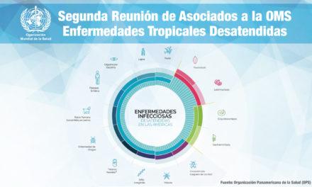 """<p class=""""p1"""">Segunda Reunión de Asociados a la OMS sobre Enfermedades Tropicales Desatendidas</p><p class=""""p2""""></p>"""