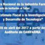 """<strong>Plática """"Estímulo Fiscal a la Investigación y Desarrollo de Tecnología""""</strong>"""