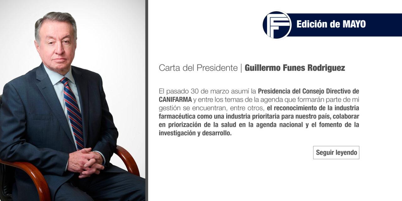 Mensaje del Presidente |La innovación y la industria farmacéutica
